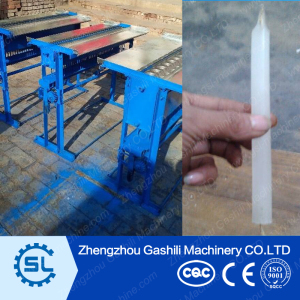 4 rows candle machine customized candle wax machine