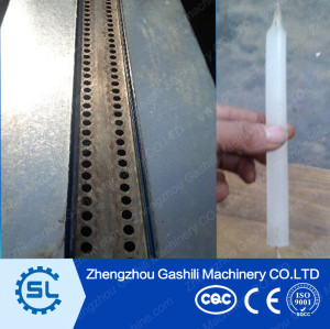 Seamless Copper Tube Wax Candle Maker Machinery on sale