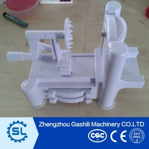 Plastic vegetable spiralizer with low price