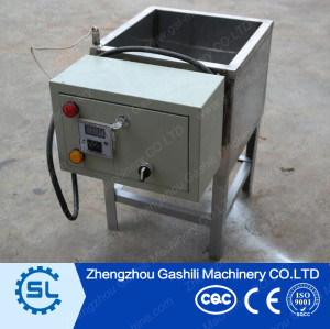 industrial wax melting machine