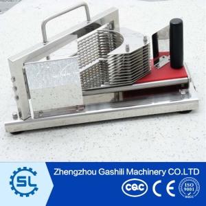 Portable manual fruit slicer machine