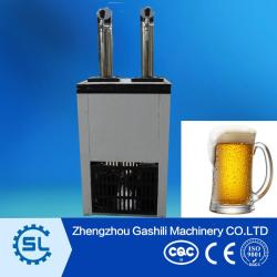 Compact structure easy operate draft beer freezer cooler