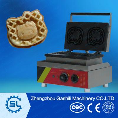 new design hello kitty waffle cake  maker machine