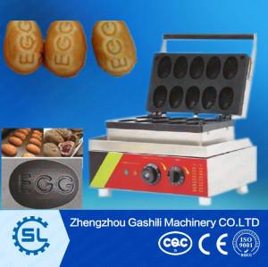 high quality electric egg  waffle maker machine