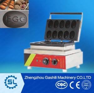 10pcs egg waffle maker machine for sale
