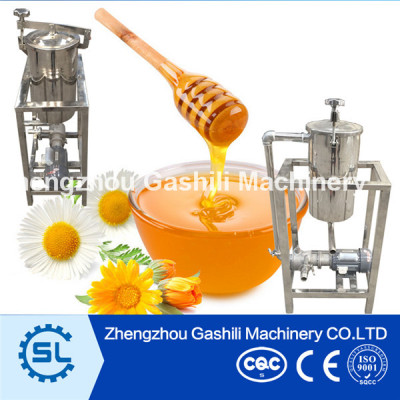 Bee farming equipment Electric motor honey filter with good quality