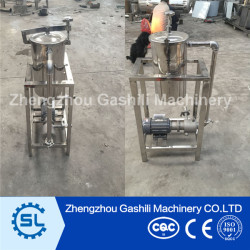 Beekeeping stainless steel Honey filtering machine with competitive price