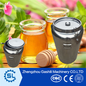New premium Stainless steel Honey Barrel with high quality