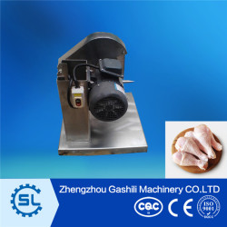 Good performance hot selling chicken legs cutting machine