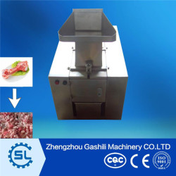 Safe and Convenient sheep bone crushing machine