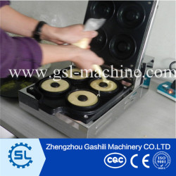 Hand doughnut maker mini donut hole making machines
