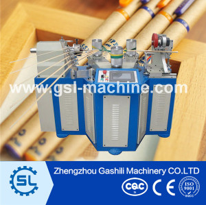 Industrial machinery Paper pen making machine price for commerical using