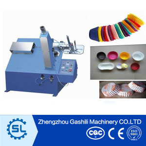 Best performance 2016 paper cup cake baking cups making machine