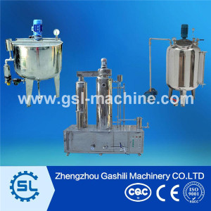 Stainless steel Quality Honey production line for sale