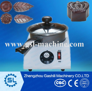 single pot electric chocolate melting machine for sale