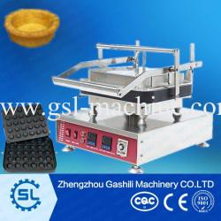 Catering equipment tartlet shell machine, egg tart skin maker, cheese tart machine