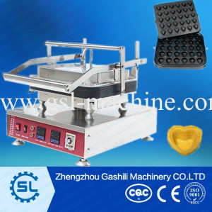new design crispy tart machine egg tart machine