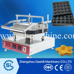 electric delicious cheese tart machine tart maker