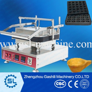 Professional Tartlet Baking Equipment, Tartlet Base maker machine, Automatic egg Tartlet Machine
