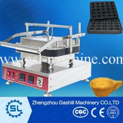 Professional Tartlet Baking Equipment, Tartlet Base maker machine, Automatic egg Tartlet Machine