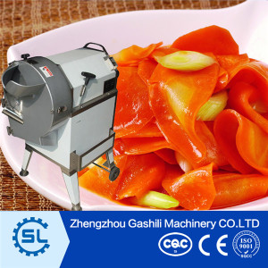 Fresh fruits vegetables electric vegetable cutter machine for sale