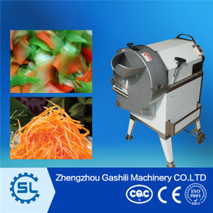 2016 products multifunctional chinese vegetable cutter with high efficiency