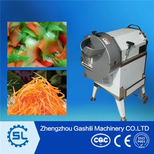 Industrial machinery equipment Cucumber slicer for restaurant using