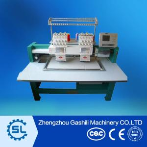 textile field widely use single head embroidery machine with reasonable price