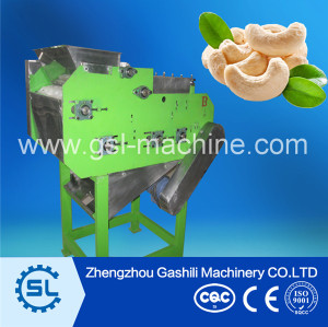 China manufacturing machine Cashew shelling machine price for commerical using