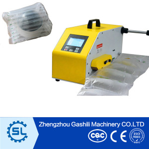 Professional and factory price air cushion machine to make air bags for shipping express
