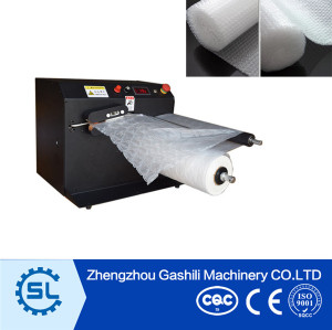 Reliable performance air bubble wrap package machinery for shipping express