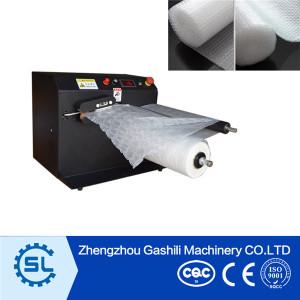 Good Quality Mini air packaging cushion bubble wrap film machine for shipping express