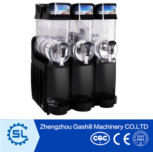 18L per hour commercial slush machine used