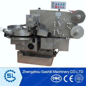 600pcs per min double twist candy wrapping machine
