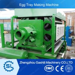 best use egg tray making machine