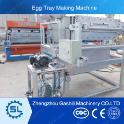 egg tray forming machine processing line