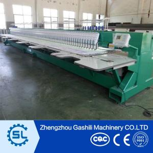 multifunctional embroidery machine with factory price