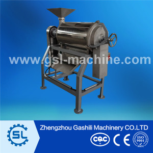 Stainless steel Grape pulp machine with competitive price