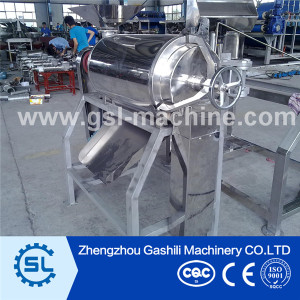 Plant price Fruit pulping machine made in China