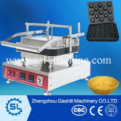 Europe design egg cheese tart press machine