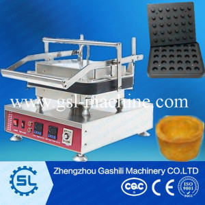 30 pcs egg cheese tart press machine for sale