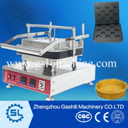 13 pcs tart forming machine/tartlet machine for sale