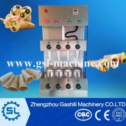 Newly design pizza cone machine /pizza cone oven /cone pizza machine for sale