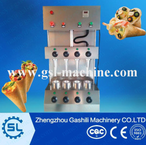 electric industrial Pizza Cone Machine/pizza Cone Oven/pizza Cone Vending Machine