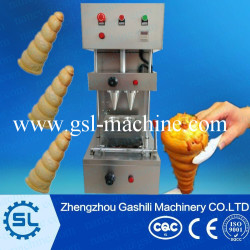 Industrial Popular Lowest Price Pizza Cone Making Machine