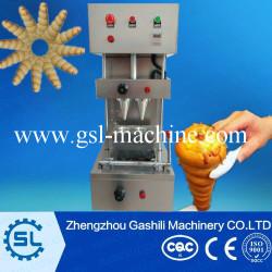 pizza cono machine/automatic pizza making machine/pizza cone making machine