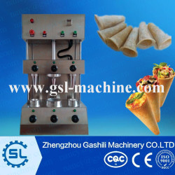 cheap electrical sweet cone pizza making machine/ice cream cone machine