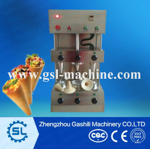 Good Quality Conical Pizza/electric automatic cone pizza machine/pizza cone equipment