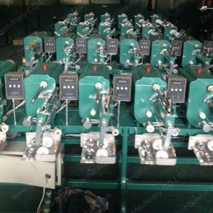 automatic sewing thread cone winding machine with high efficient