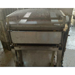 High efficiency dates cutter machine for sale